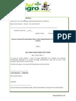 Administrativos Formato Cuenta de Cobro 2014
