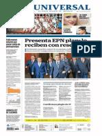 GradoCeroPress Vier 28 Nov 2014 Portadas Medios NacionalesGCP