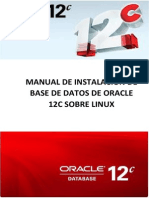 Instalación de Oracle Database 12c Sobre CentOS 6.5