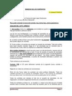 Materia Eugeniovasquez Derecho de Los Contratos