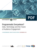 Winter Berry Group White Paper Programmatic Everywhere