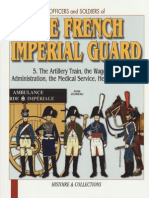 HC OS 10 - The French Imperial Guard - 05 - The Artillery Train