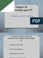 Equipos de Microondas Para TV (3)