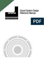 JBL Sound System Design1