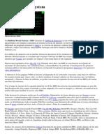 01.01. Tablero de Boletín (Bulletin Board System)