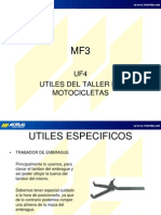 Mf3 Uf4 Utiles Del Taller de Motos