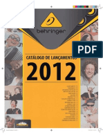 Behringer - 2012 + X32