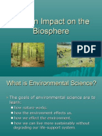 Lecture(Human Impact Environment) Copy