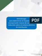 Metodología Evaluación Impacto PCE Sobre Sistema Distribución (Dic2013) FINAL