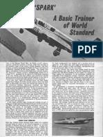 Polish TS11 Iskra jet trainer