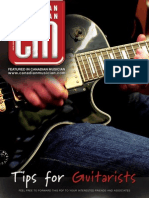 Tips for Guitarists