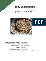 Perfil Frijol Castilla