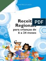 Receitas Regionais Para Crianças