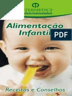 Alimentação Infantil - Receitas e Conselhos