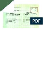 Fichas de Inteligencia de la dictadura en Chubut