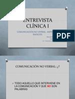 Entrevista Clinica por microexpresiones