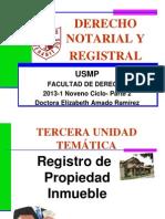 Derecho Notarial y Registral Usmp Parte 2 2013-1