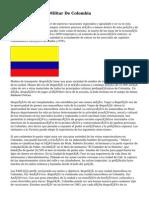 El Revolucionario Militar De Colombia