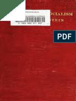 Evolutionary Socialism - Bernstein