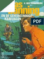 Aardenburg, A. Van - Bas Banning 05 - Bas Banning en de Geheimzinnige Kabelbaan