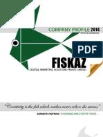 Fiskaz Company Profile 2014
