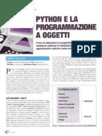 Python Oggetto Classe