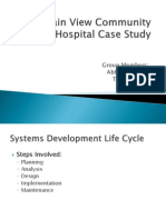 Health Care Online Systems Presentation