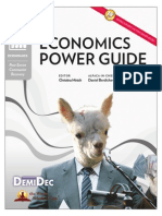 Economics Power Guide