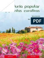 Sabiduria Popular y Plantas Cur - Silvia Akerreta