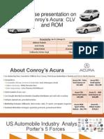 Conroy's Acura