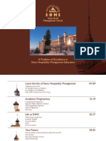 SHMS Brochure
