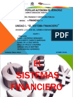 El Sistema Financiero( Exposicion Equipo 3)