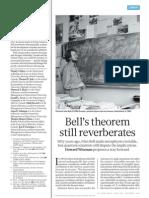 Bells Theorem