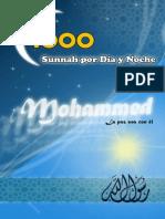 Las mil sunnah, dia y noche