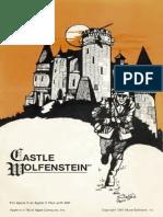 1982 Castle Wolfenstein