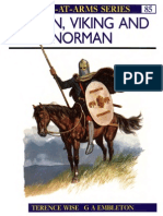 Osprey - Men at Arms 85 - Saxon, Viking and Norman