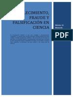 Embellecimiento Fraude y Falsificacion