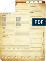 s Wd Character Sheet