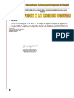 Reporte Situacional Simulacro Sismo 30.05.14