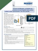 Compressores NASH para Aplicação em Filtros a disco