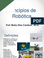 Princípios de Robótica Industrial