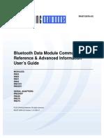 Bluetooth RN41 Referencias