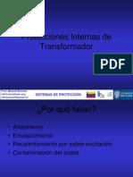 Protecciones Internas de Transformador