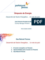 21 Desarrollo Del Sector Energético... Un Reto de País
