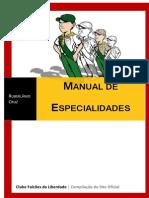 Manual de Especialidades Completo