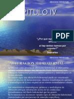 Curso Alteracions Hidrotermales