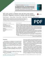 Proteine-Creatinine Ratio 2013