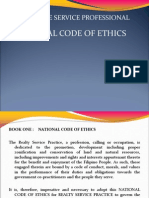 Code of Ethics - Real Estate Broker
