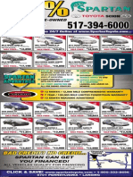 Spartan Toyota Used Cars
