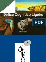 deficit cognitivo ligeiro